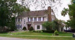 La casa donata ai McCaughey
