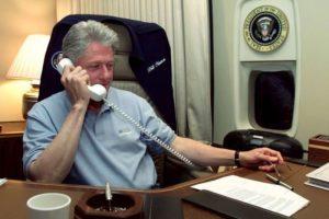 Il Presidente Bill Clinton