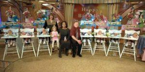 I gemelli da Oprah Winfrey