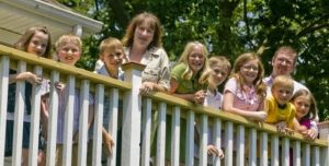 La famiglia McCaughey