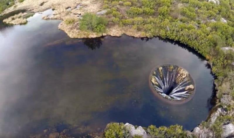 Drone Tarafından Kimsenin Görülmemesi Gereken Fotoğraflar Çekildi