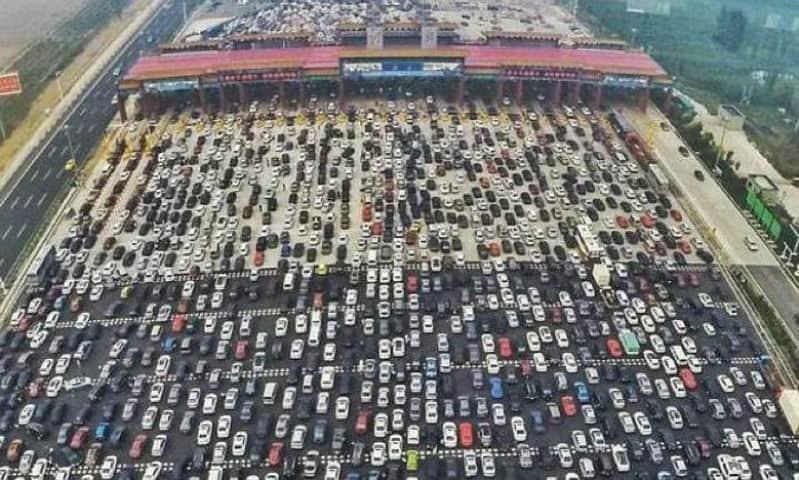 Çin'de Bir (hızlı) Yol
