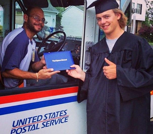 Graduation Photo Op