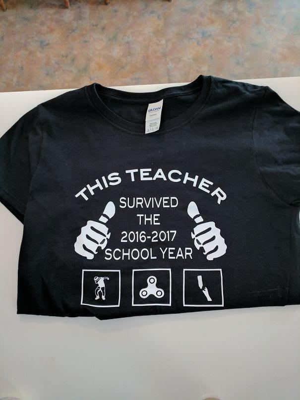 Surviving A School Year