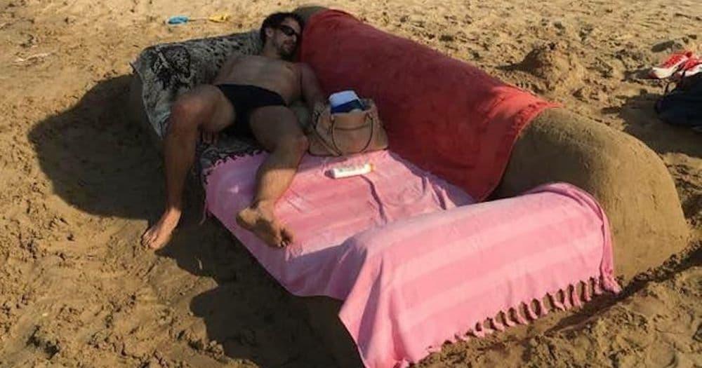 Sandcouch