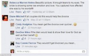Alcuni commenti alla foto