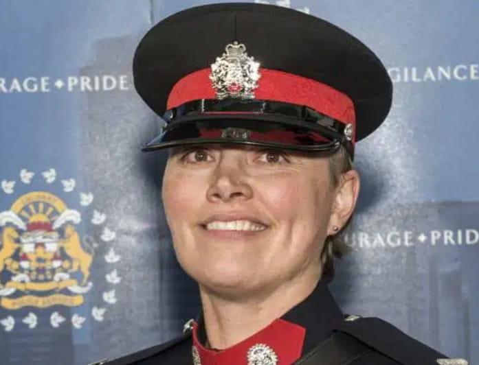 Constable Patty Desormeau