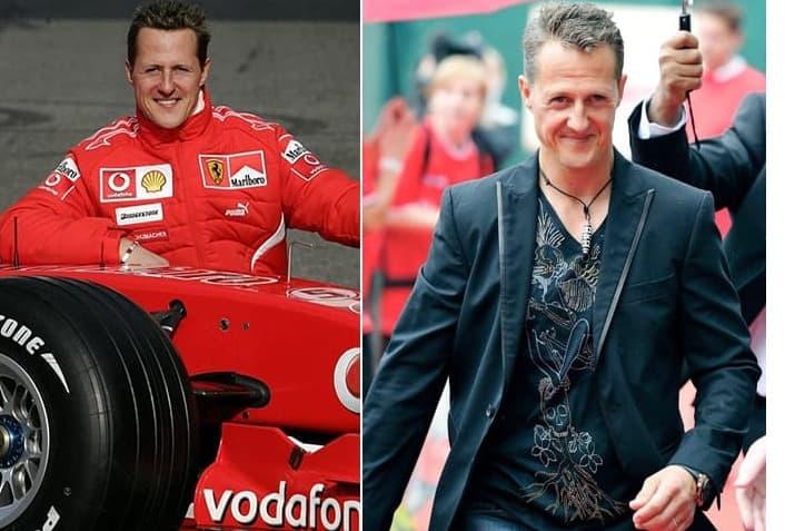 Michael Schumacher, 51 Jahre