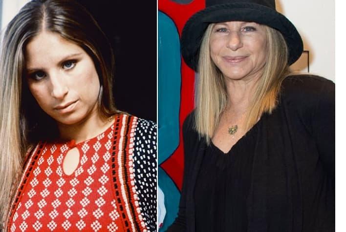 Barbra Streisand, 77 Jahre