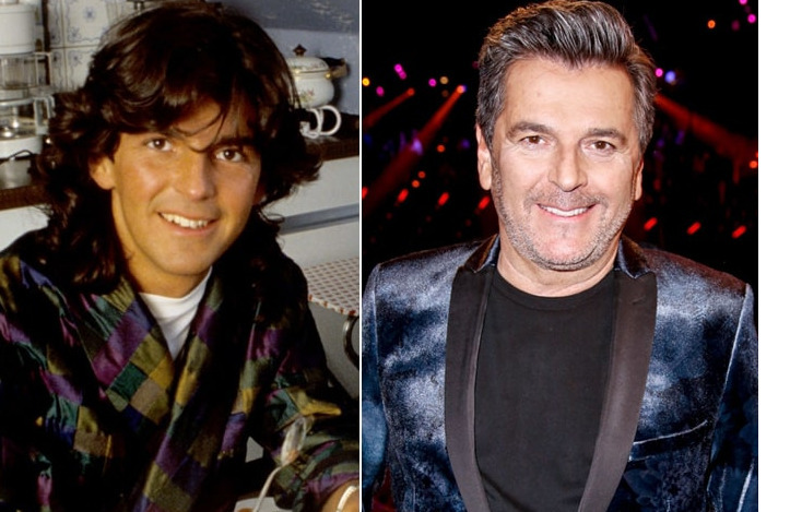 Thomas Anders, 57 Jahre