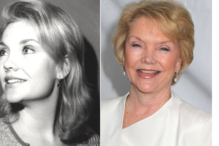 Erika Slezak, 73 Jahre