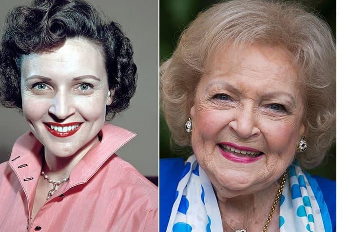 Betty White, 98 Jahre