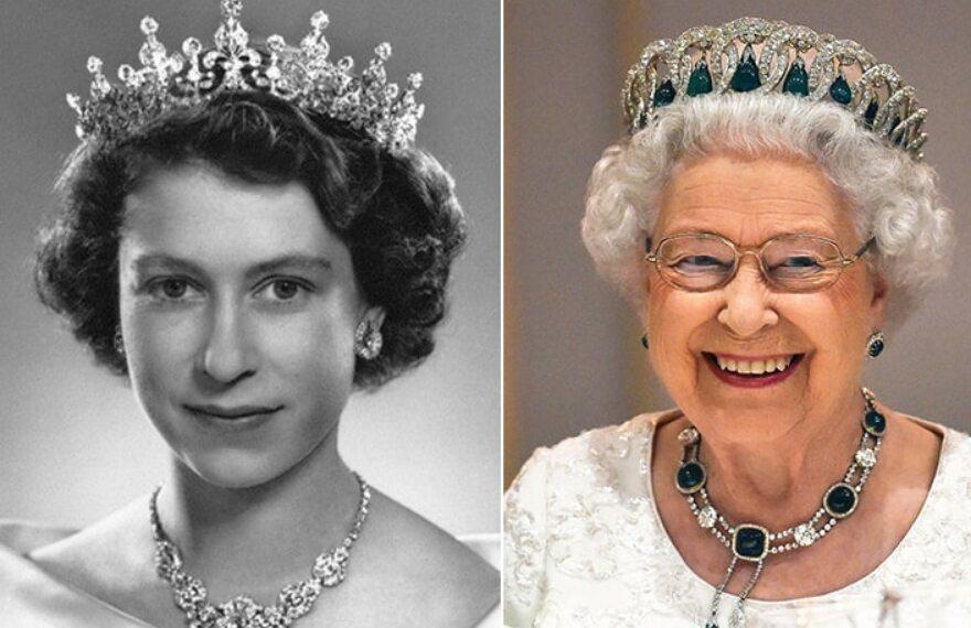 Königin Elizabeth II, 92 Jahre