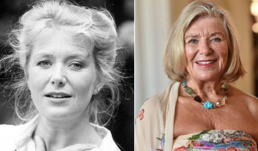 Jutta Speidel, 65 Jahre