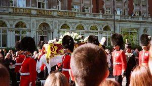 I funerali di Lady Diana