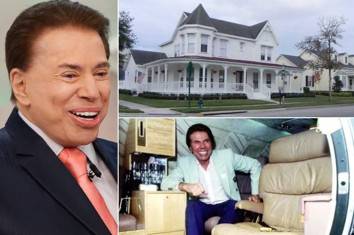 Silvio Santos – R$ 7 bilhões