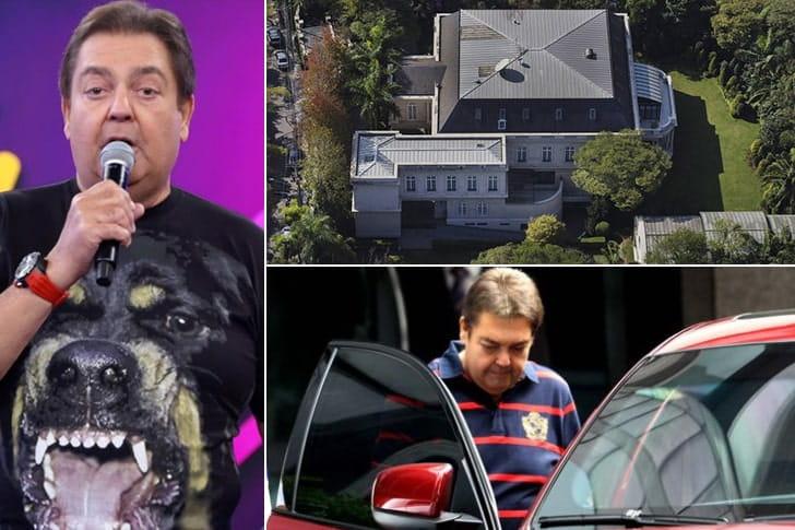 Faustão – R$ 950 milhões