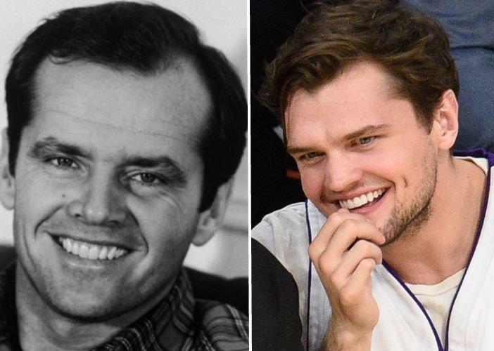 Jack Nicholson Son Ray Lookalike Photos
