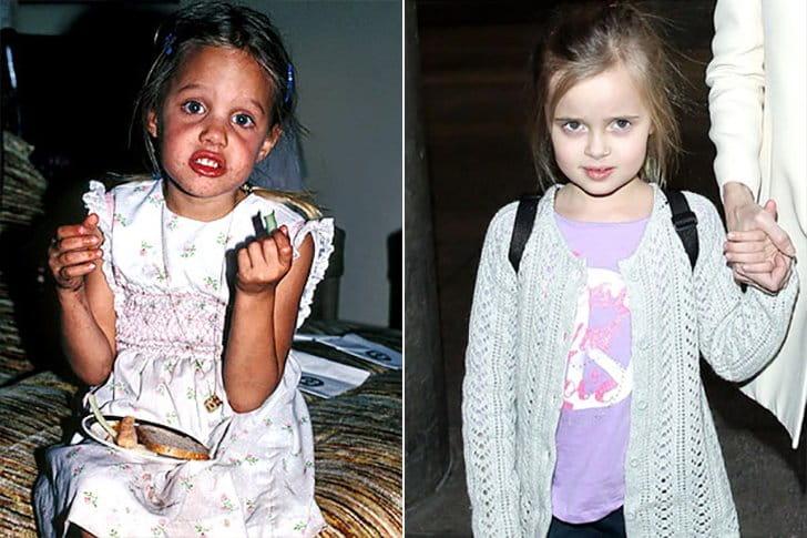 Vivienne Marcheline Jolie Pitt Angelina Jolie