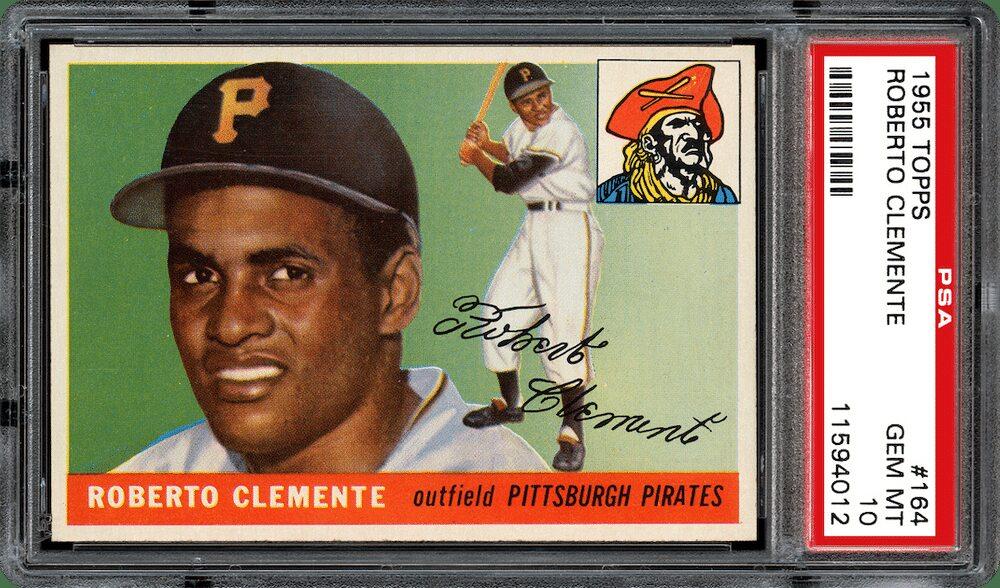 Roberto Clemente – 1955 Topps