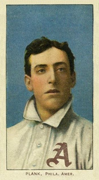Eddie Plank – 1909 T209