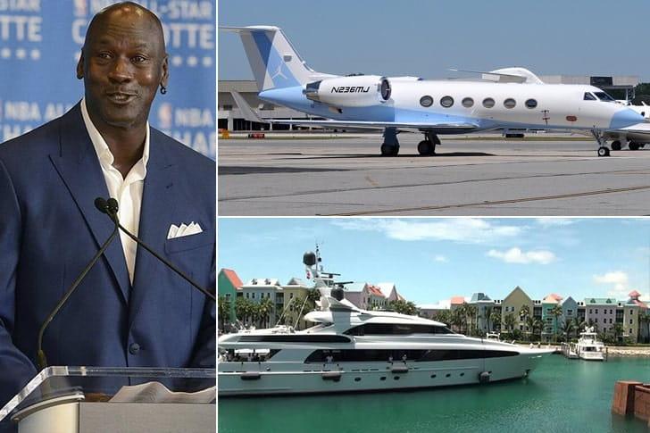 Michael Jordan – R$ 2,1 bilhões
