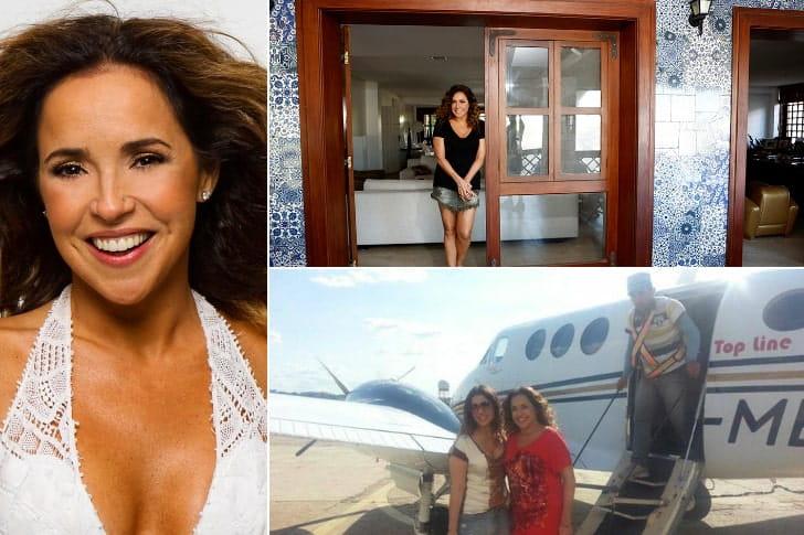 Daniela Mercury – R$ 80 milhões
