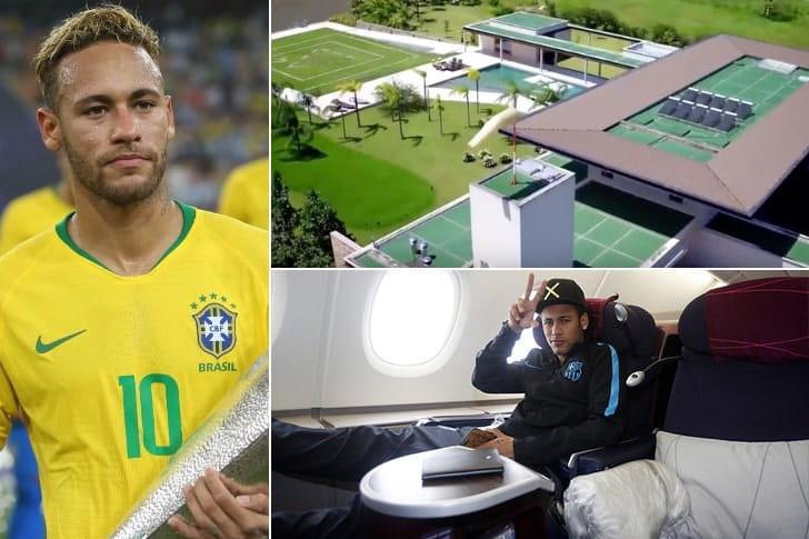 Neymar– R$ 400 milhões