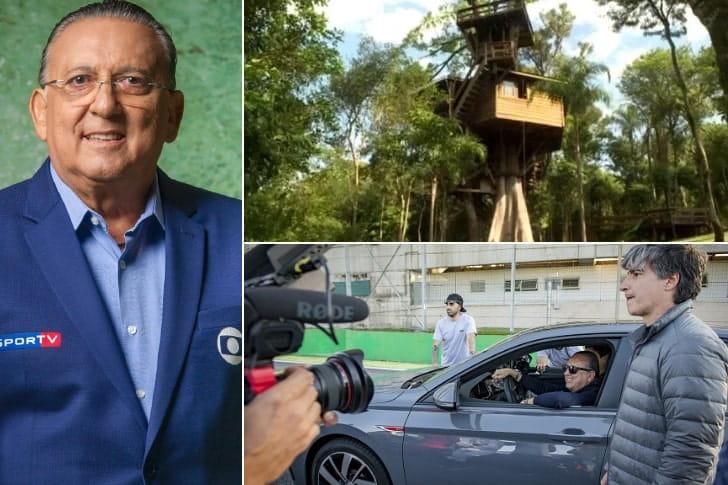 Galvão Bueno – R$ 930 milhões