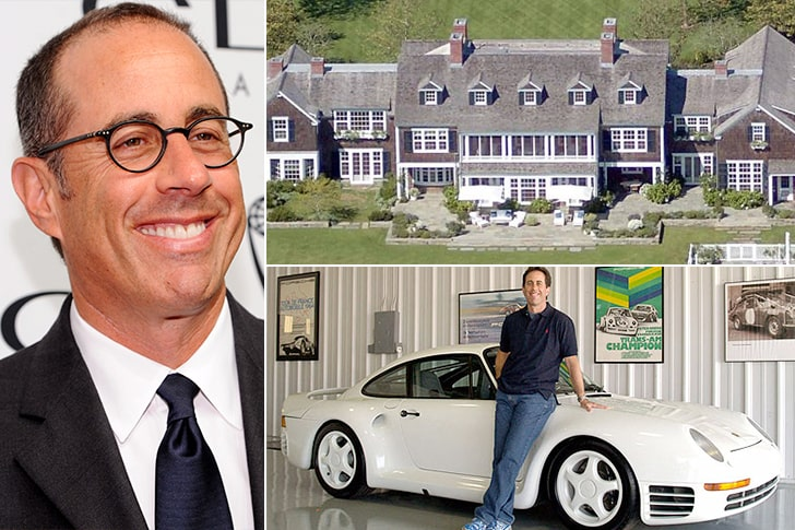Jerry Seinfeld – R$ 950 milhões