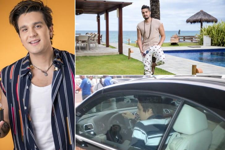 Luan Santana – R$ 1 bilhões