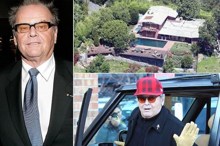 Jack Nicholson – US$ 400 milhões