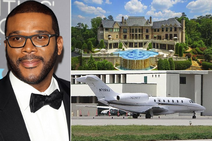 Tyler Perry – US$ 600 milhões