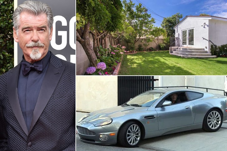 Pierce Brosnan – US$ 275 milhões