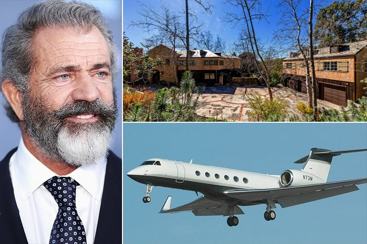 Mel Gibson – US$ 425 milhões