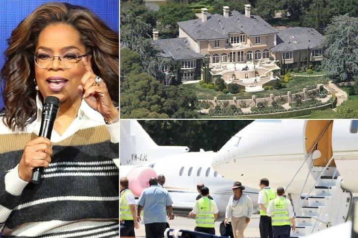 Oprah Winfrey – US$ 3 bilhões