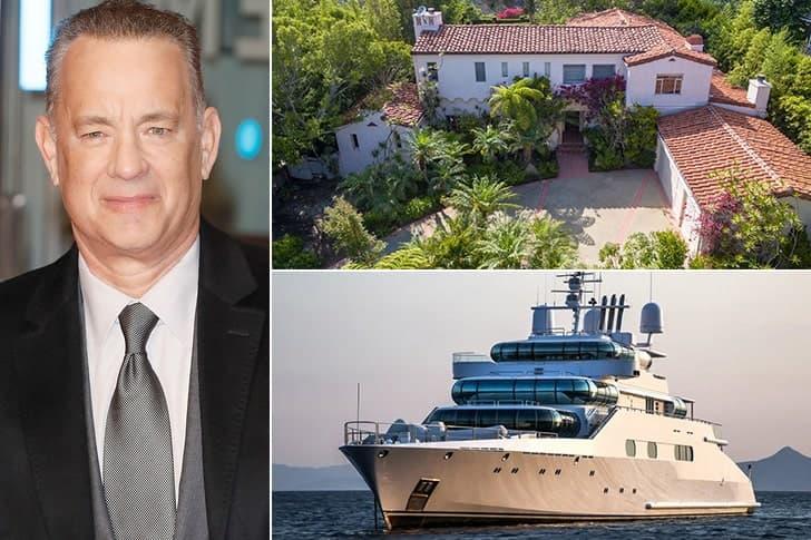 Tom Hanks – US$ 700 milhões