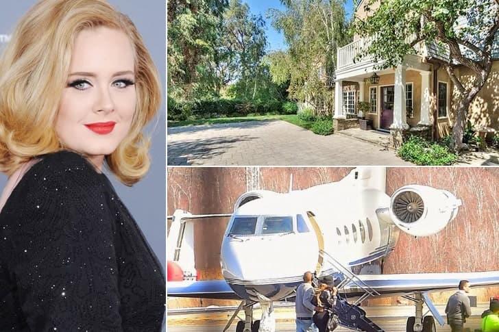 Adele – US$ 740 milhões
