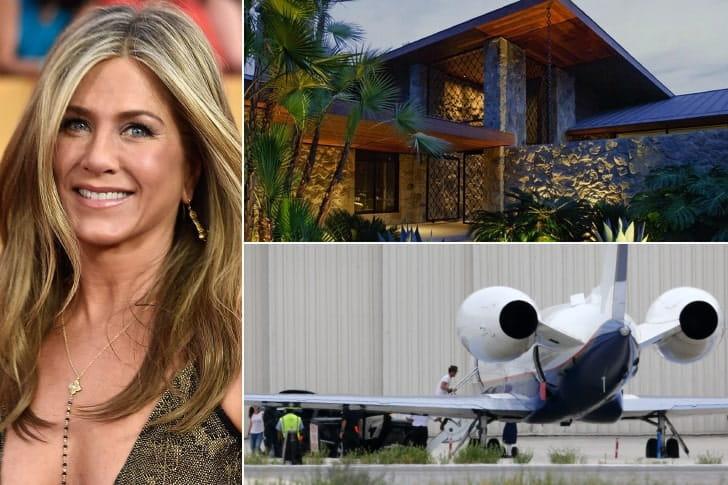 Jennifer Aniston – US$ 300 milhões