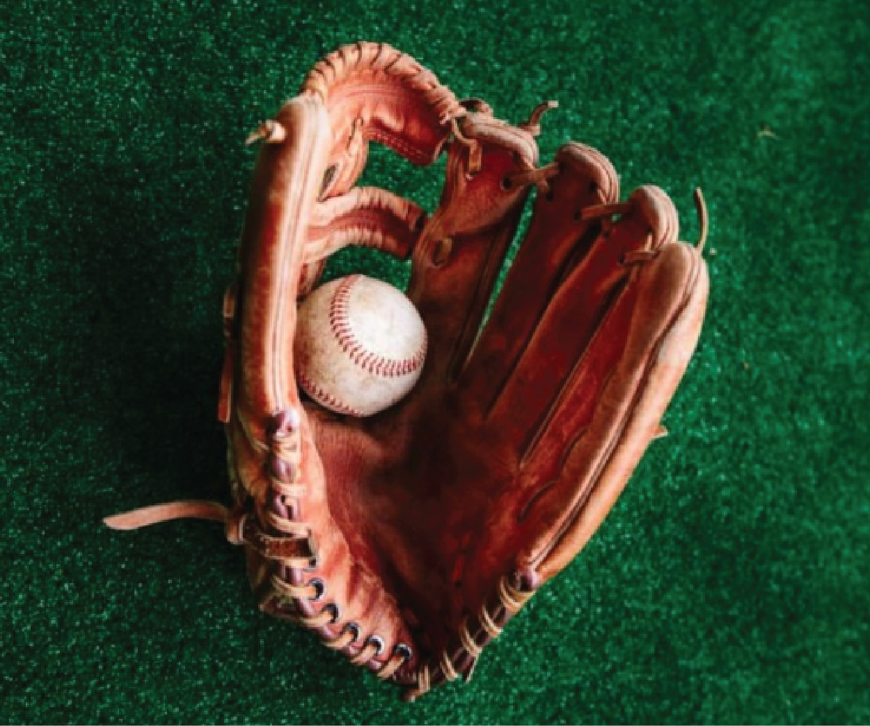 33 Mold Your Baseball Glove