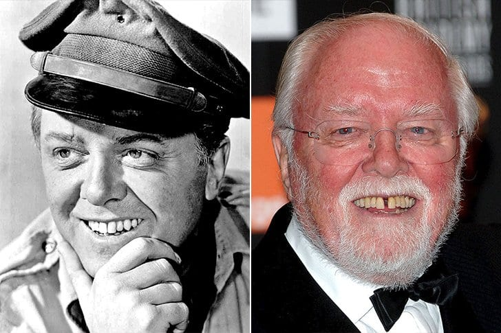 Richard Attenborough - Doença Cardíaca