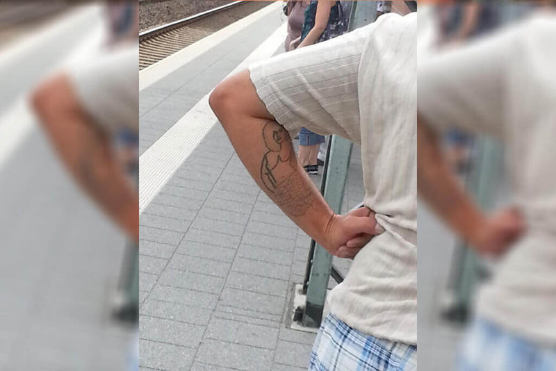 Cringe Tattoo