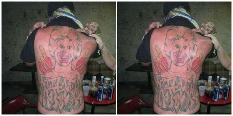 Schreck Tattoo