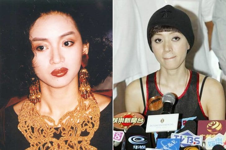 Anita Mui - Câncer Cervical