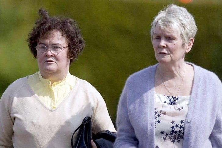 A irmã de Susan Boyle, Bridie – Câncer