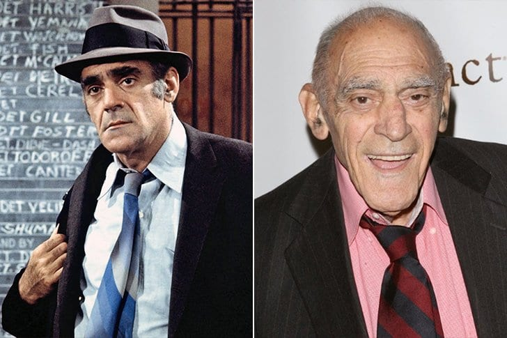 Abe Vigoda Natural Causes