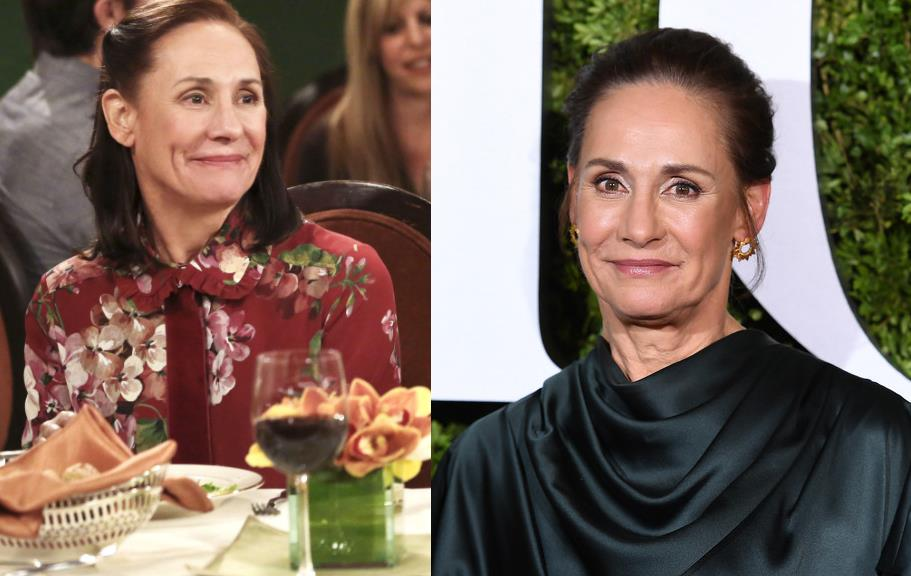 Laurie Metcalf Como Mary Cooper
