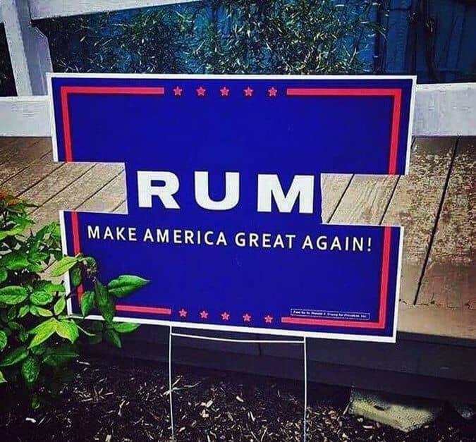 Vote For Rum
