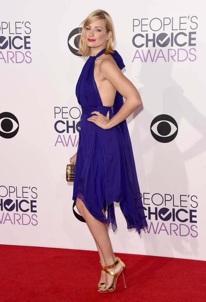 Beth Behrs – Now