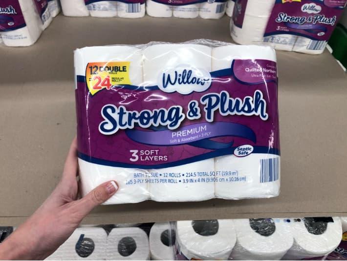 Küchenrolle & Toilettenpapier